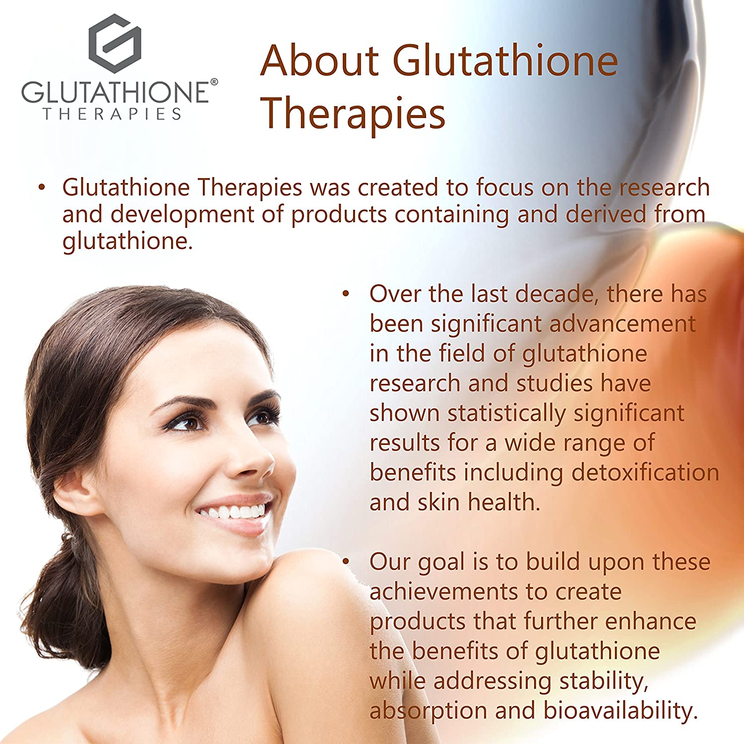 Glutathione Therapies – Glutathione Pure 550 Mg  Pharmaceutical Grade Skin  Health and