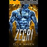 Zecri: A SciFi Alien Warrior Romance (Stolen Warriors Book 4)
