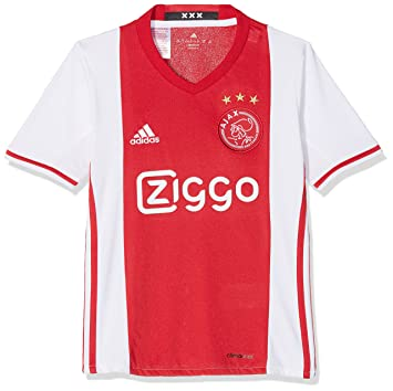 f27bedb0 adidas AJAX H JSY Y - 1st Football kit T-Shirt for of Ajax 2015/16 ...