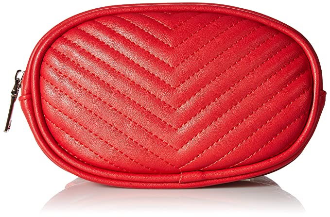 a06a7ef77d9f Steve Madden Women's Chevron Quilted Belt Bag: Amazon.co.uk: Clothing