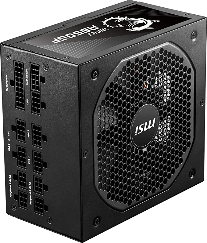 Msi Mpg A650gf Atx 80 Gold Netzteil Computer Zubehör