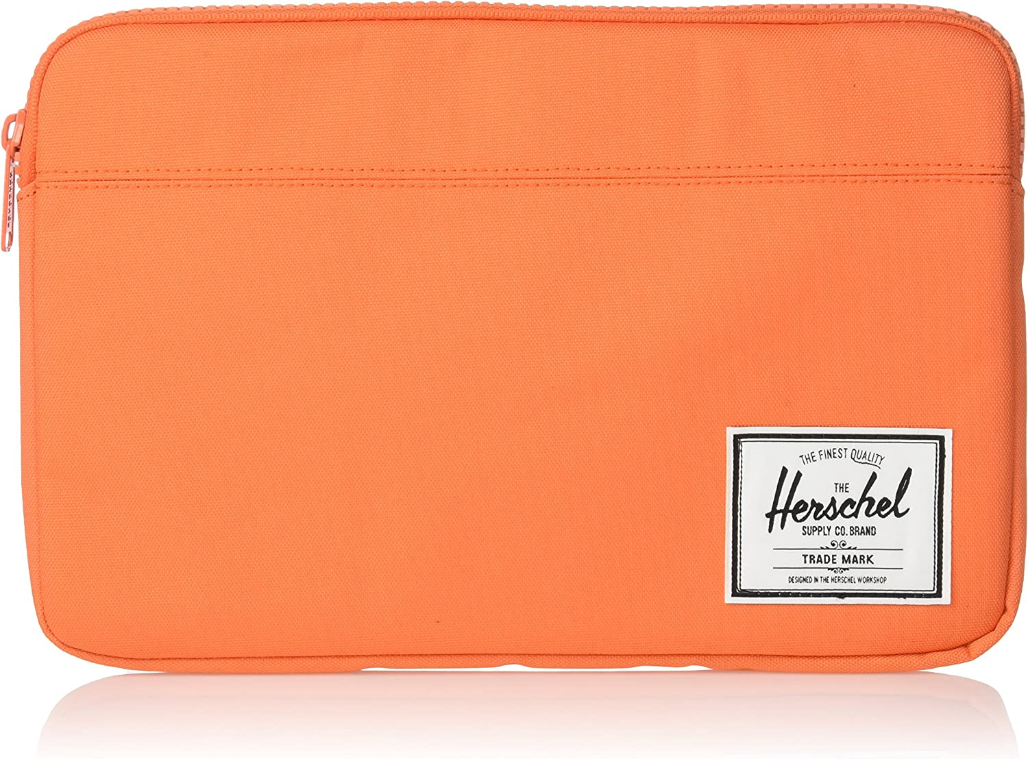 Herschel Anchor Sleeve for MacBook/iPad, vermillion orange, 12-Inch