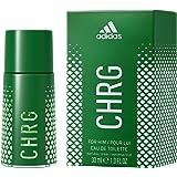 Adidas Sport, Charge, Mens Fragrance 1.0 ounce Eau De Toilette, 1 Count