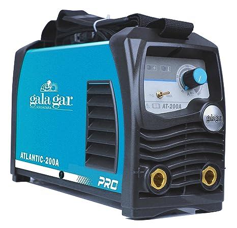 Atlantic 200, Grupo Soldar Inverter+Accs (200A/35%)