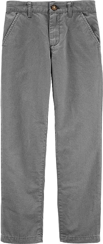 Carter's Boy's Cotton Twill Pants