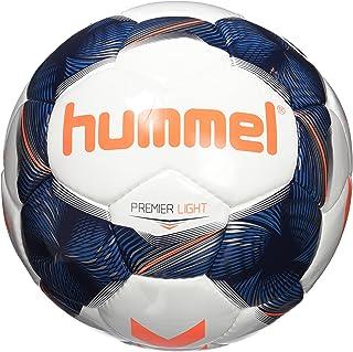 Hummel – Palla da calcio adulti Premier Light FB, colore bianco/indaco vintage/arancione, 5 HUMBC|#Hummel 91-828-9811
