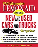 Lemon-Aid New and Used Cars and Trucks 1990–2016