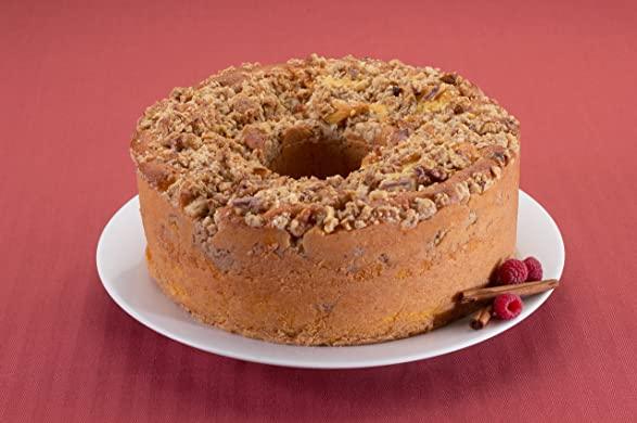 Amazon.com: Nordic Ware Pro Form Coffee Cake Pan: Round Cake Pans: Kitchen  U0026 Dining