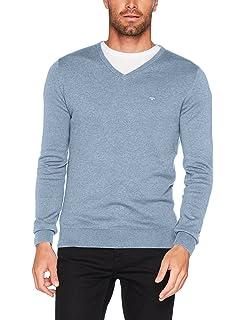 Sweater Uomo Tailor V Felpa Basic Tom Neck IwH6Y1wx
