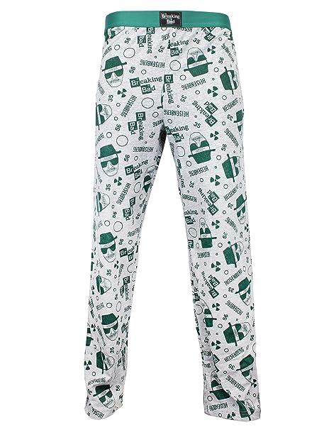 Breaking Bad - pantalones del pijama para Hombre - XX-Large
