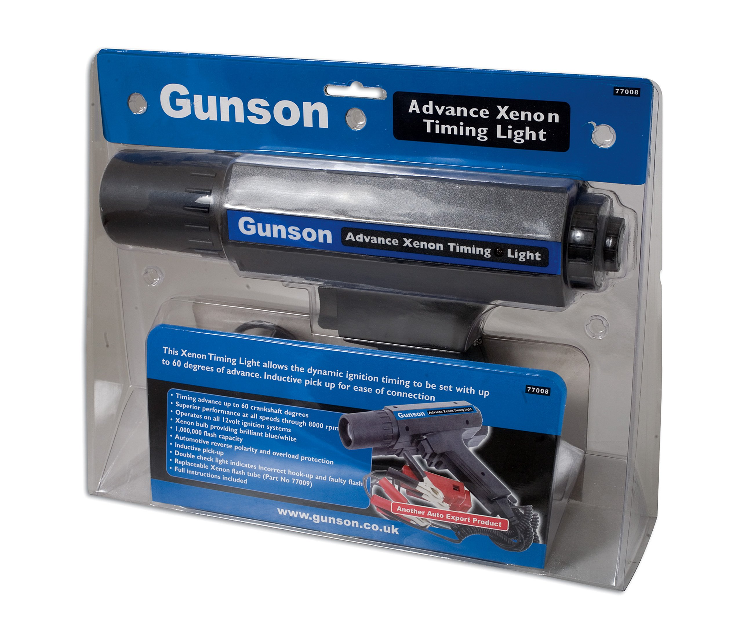 Gunson - 77008 Timing Light With Advance Feature by Gunson (Image #2)