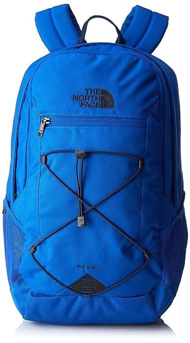 daec786cd9 The North Face Rodey, Zaino Unisex, Blu, Taglia Unica: Amazon.it: Scarpe e  borse