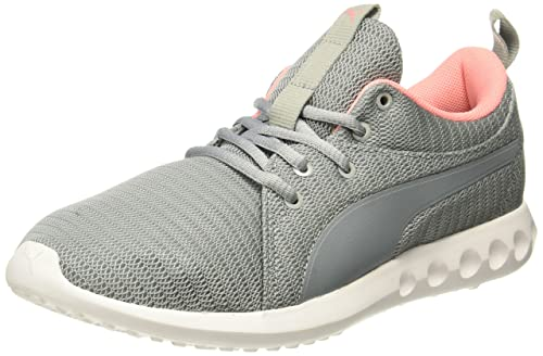 9823416e0be248 Puma Women s Quarry-Soft Fluo Peach Running Shoes-4 UK India (37