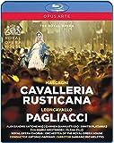 Mascagni: Cavalleria Rusticana & Pagliacci [Blu-ray]
