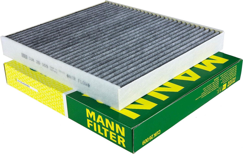 Original MANN-Filter Inspektionspaket Set SCT Motor Flush Motorsp/ülung 11589373
