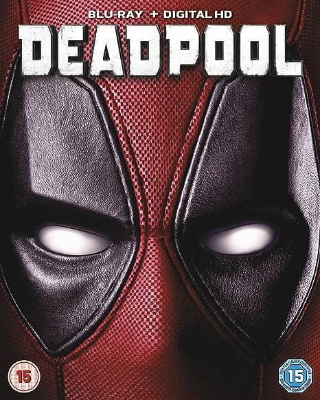 Deadpool one on Blu-ray