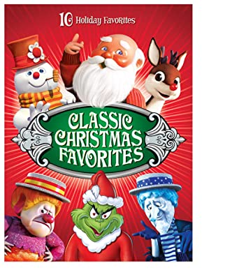 classic christmas favorites - Classic Christmas Cartoon Movies