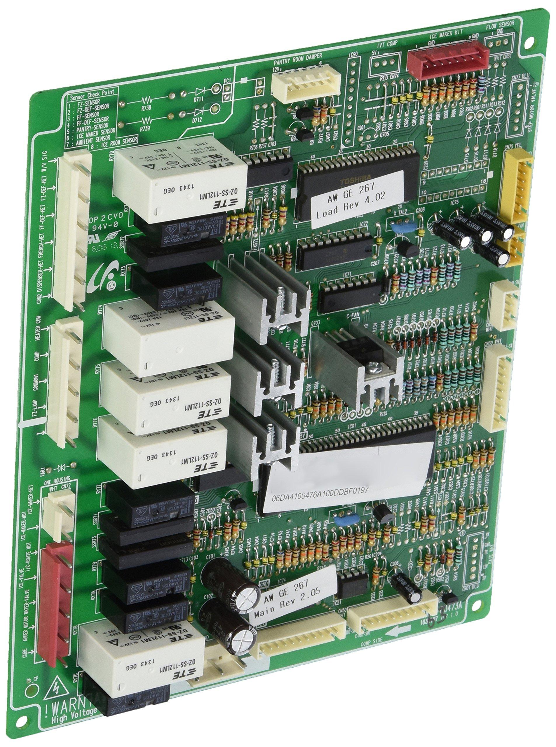 GE WR55X10763 Main Control Board