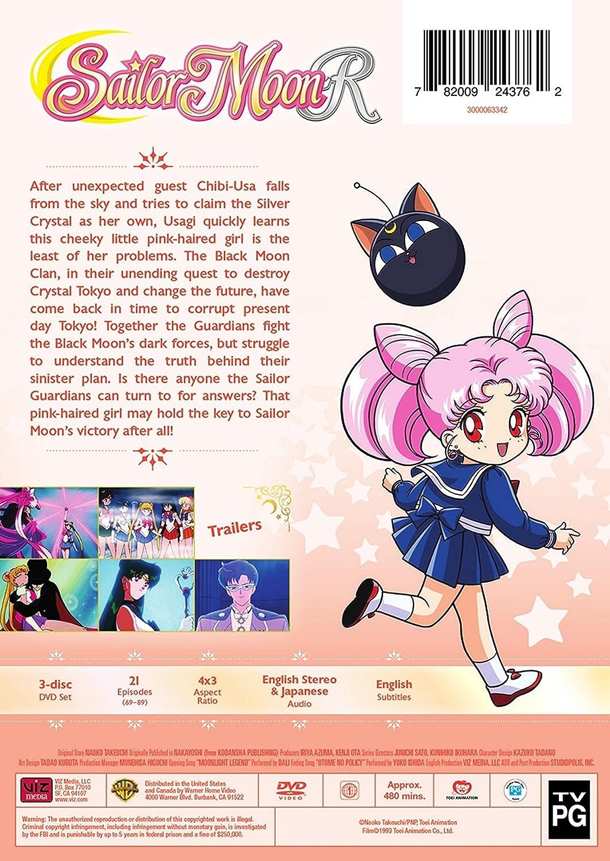 Sailor Moon R: Season 2 Part 2 [USA] [DVD]: Amazon.es: Cine y Series TV