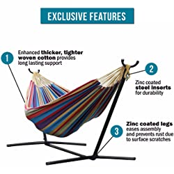 Best Double Hammock - Our Pick