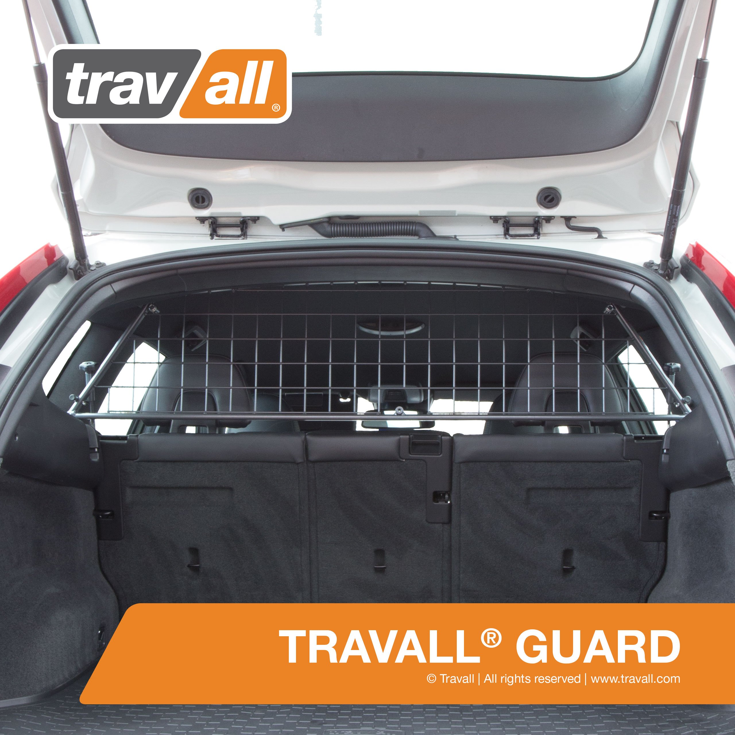 VOLVO XC60 Pet Barrier (2008-Current) - Original Travall Guard TDG1229