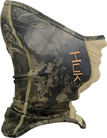 Huk KC Scott Trophy Gaiter | Face and Neck Protection with +30 UPF Sun Protection