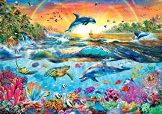 product image for Buffalo Games - Amazing Nature Collection - Tropical Paradise - 500 Piece Jigsaw Puzzle