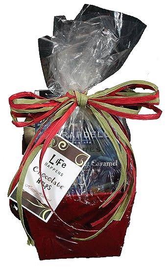 Image Unavailable  sc 1 st  Amazon.com & Amazon.com : Dark Chocolate Lovers Gift Basket Set Featuring ...