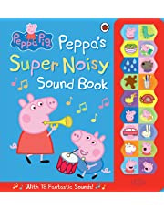Peppa pig touch and feel book