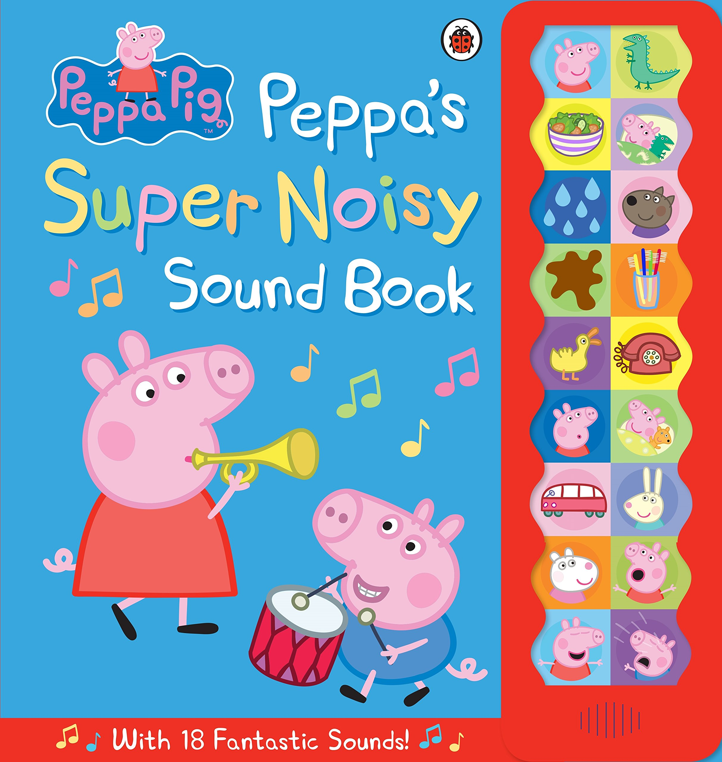 Buy Peppa Pig Peppa S Super Noisy Sound Book Book Online At Low