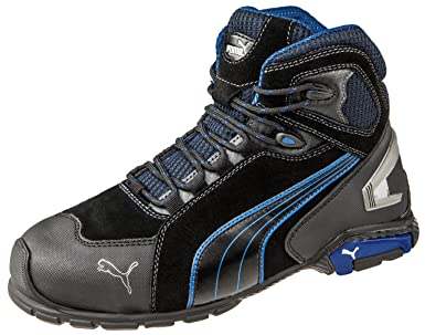Puma 632250 – 256 – 44 Rio – Zapatos de seguridad, S3 Src, (