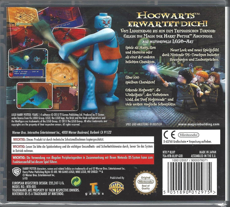 LEGO Harry Potter: 1-4 Years (Nintendo DS) [Importación Inglesa ...