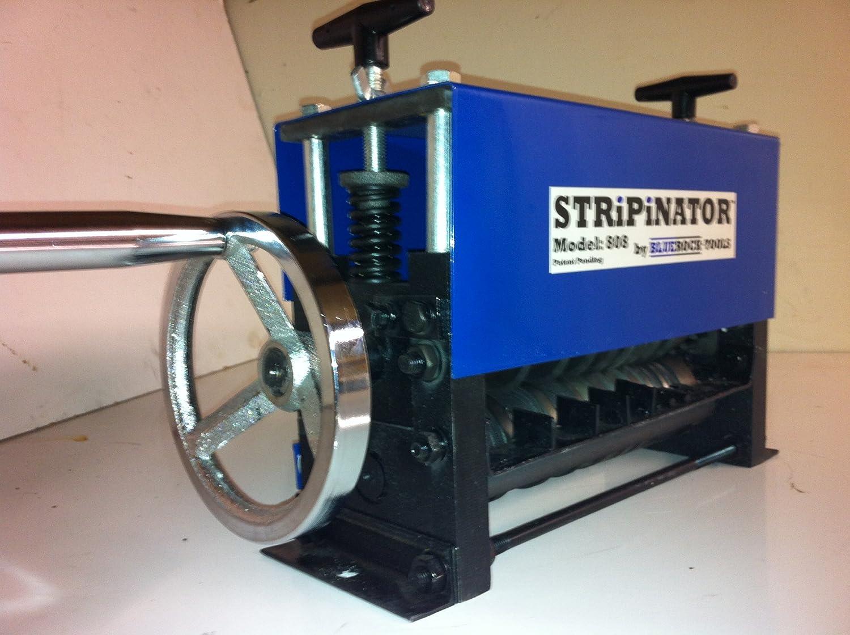 STRiPiNATOR ® Model MWS-808 Wire Stripping Machine Copper Stripper ...