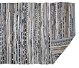 DII Contemporary Reversible Area Runner Rug For