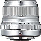 FUJIFILM 単焦点広角レンズ XF23mmF2 R WR S シルバー
