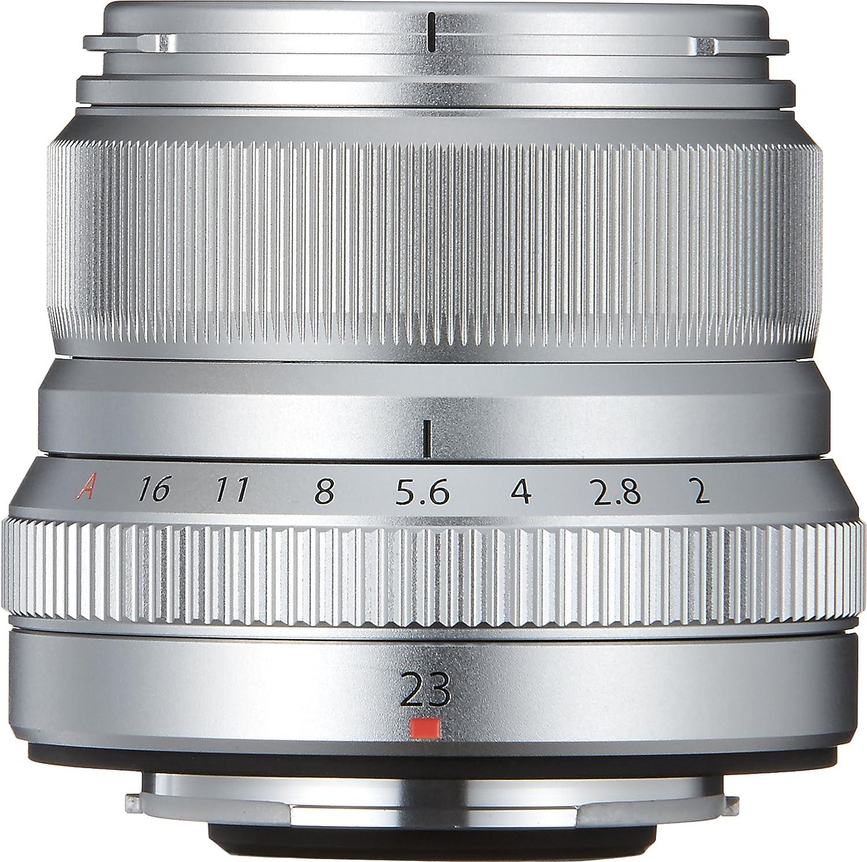 Fujifilm FUJINON Lens XF mm F R WR Objetivo color plateado