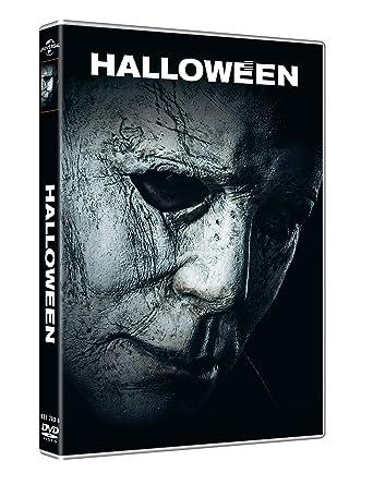 Halloween (DVD) Amazon.it Jamie Lee Curtis, Judy Greer, Will Patton Film  e TV
