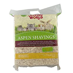 Living World Wood Aspen Shavings