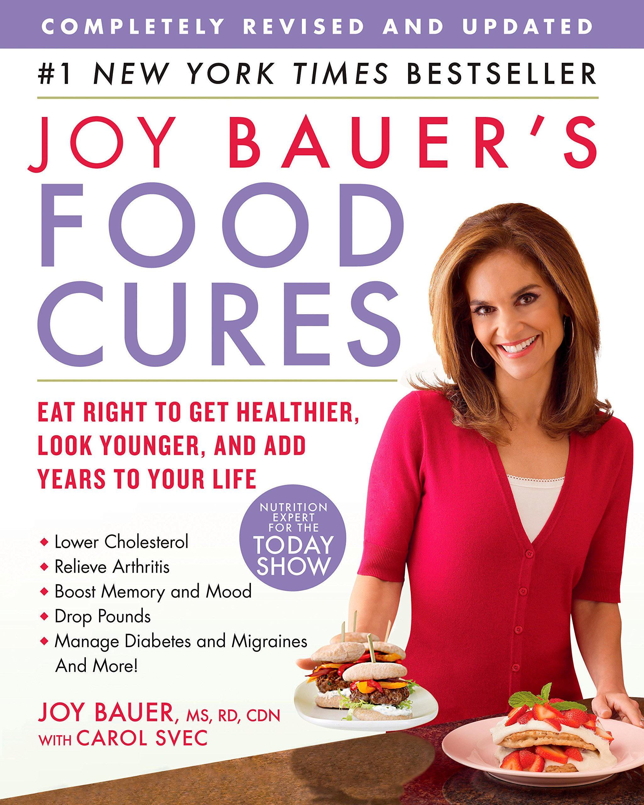 Joy Bauers Tricks to Lose Weight Quick recommendations