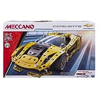 Meccano Auto Sportiva-Chevrolet Corvette Z06, 6036477