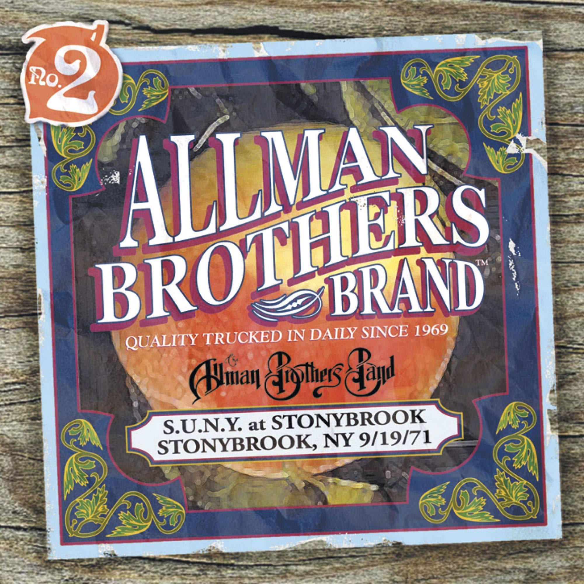 SUNY at Stonybrook by Allman Brothers Band