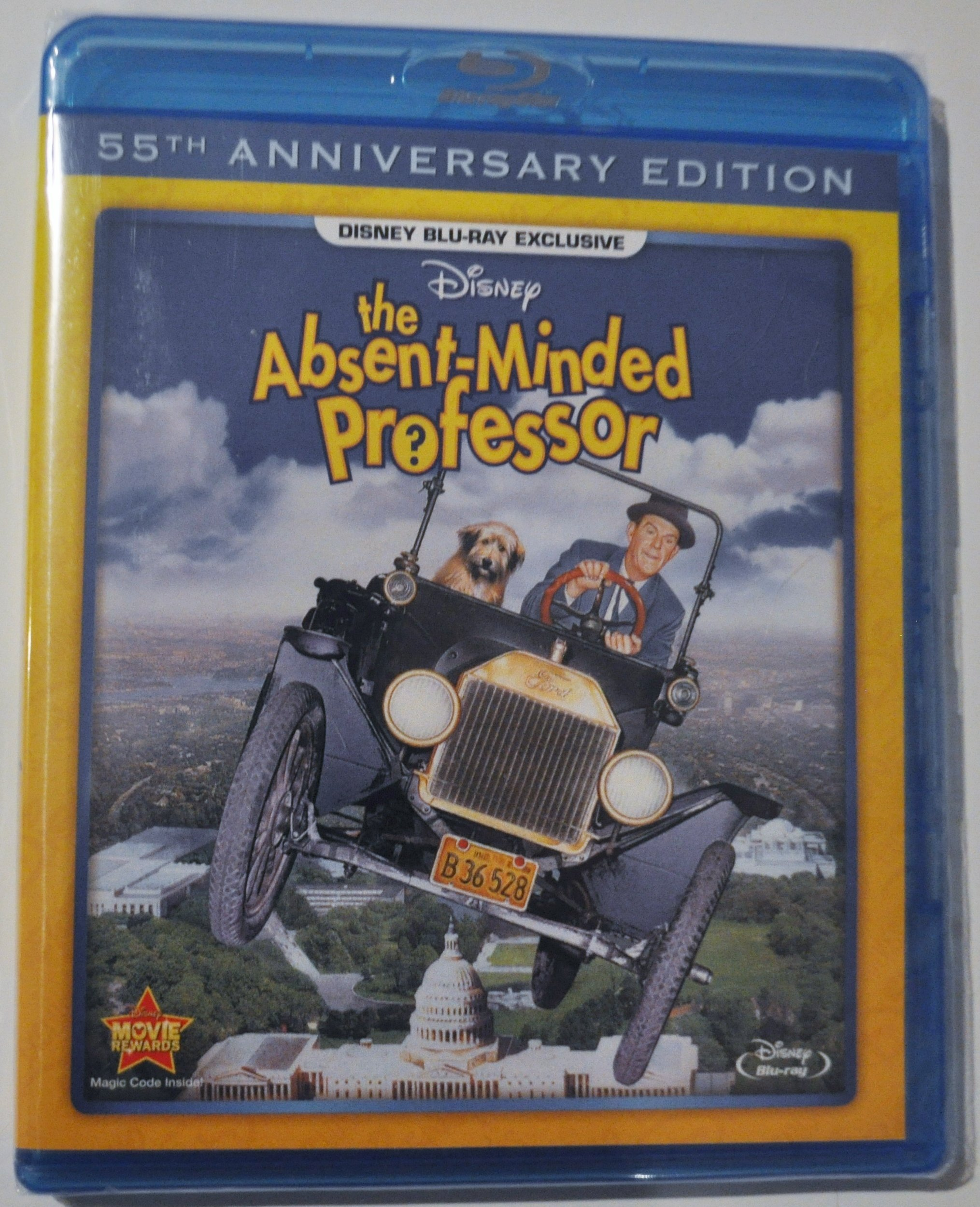 absent minded professor movie