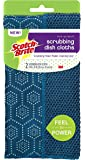 Scotch-Brite Reusable Dishcloth, Navy, 2 Count