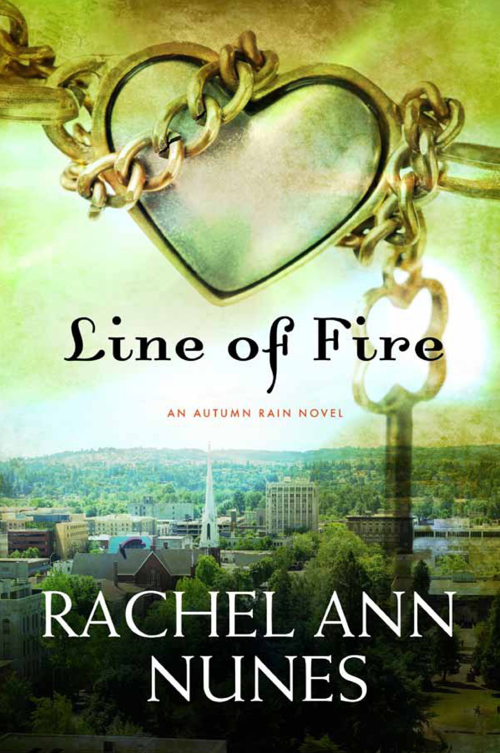 Line of Fire: An Autumn Rain Mystery ebook