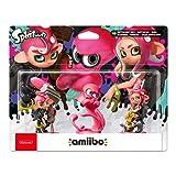 Nintendo Switch: Amiibo Octoling Girl Boy Octopus - Limited