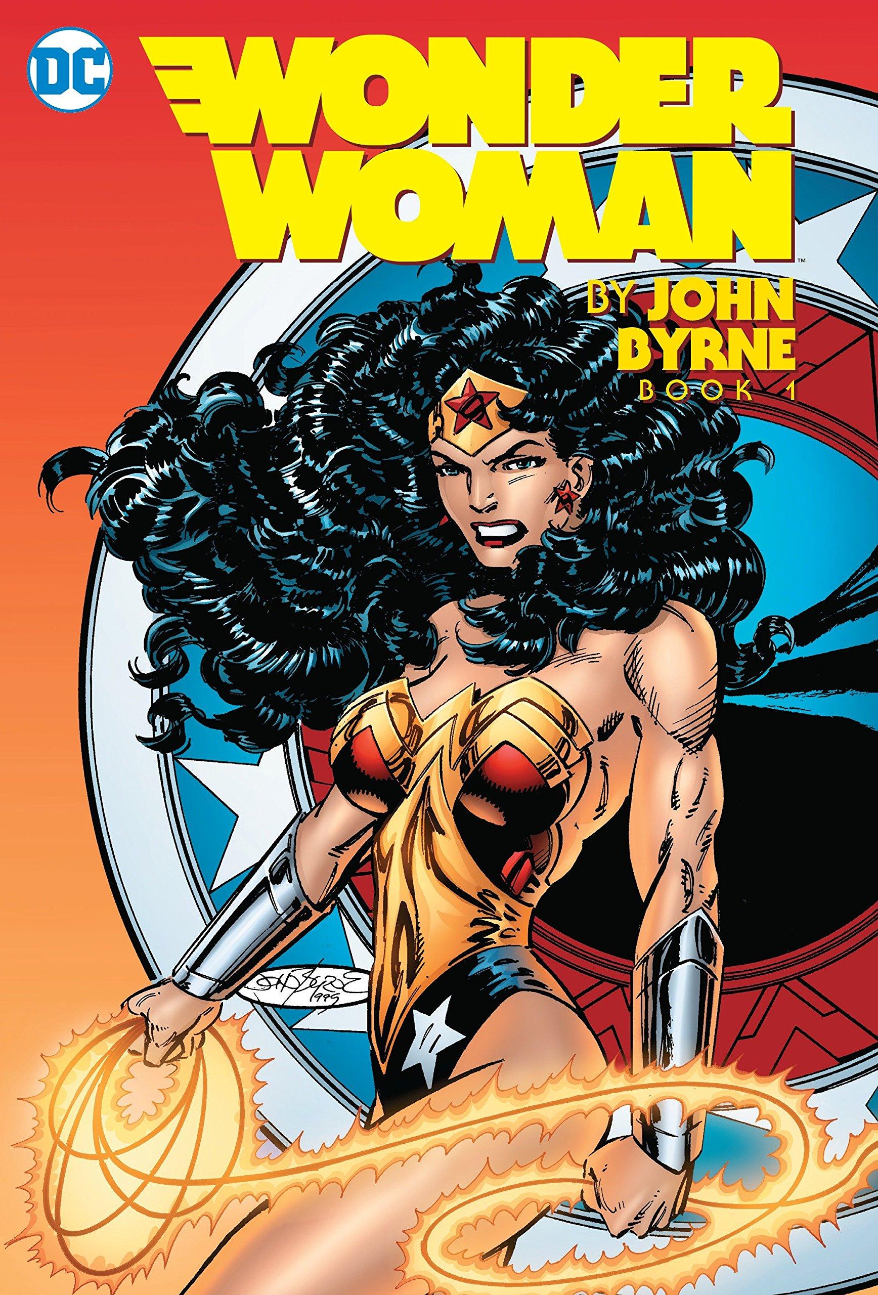 Amazon Com Wonder Woman By John Byrne Vol 1 9781401270841 Byrne John Books
