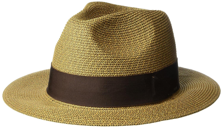 Bailey of Hollywood Mens Mullan Braided Fedora Hat