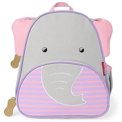 Skip Hop Zoo Mochila para niños, diseño de elefante