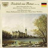Flotow: Piano Concertos 1 & 2; Jubel Overture; Wilhelm von Oranien