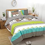 Single Bed sheet Set - VISB2-Finley